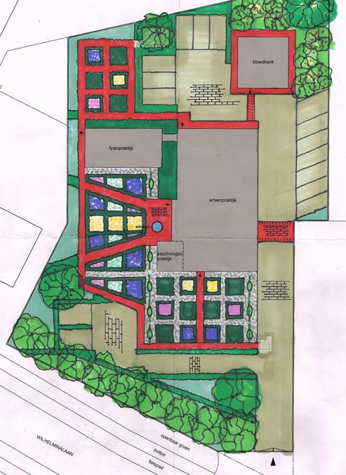 Project huisartsenpraktijk in monumentale langgevelboerderij