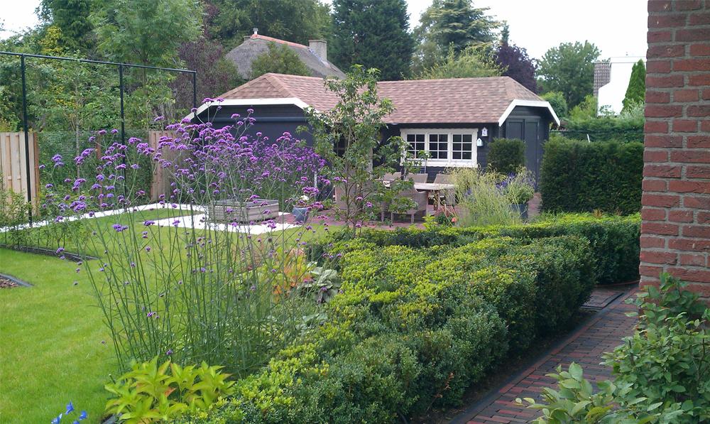 Beplantingsplan Natuurlijke Tuin : Beplantingsplan greencolors